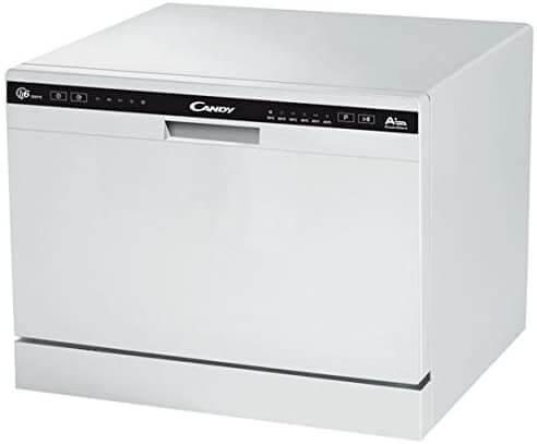 Lavavajillas Pequeño Candy CDCP 6/E opiniones y características